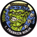 Monster Ninja Warriors in my pocket 01-Franken-Ninja.