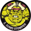 Monster Ninja Warriors in my pocket 02-Sumo-Stomper.