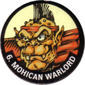 Monster Ninja Warriors in my pocket 06-Mohican-Warlord.