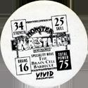 Monster Wrestlers in my pocket Chain-Gang-Chomper-(back).