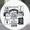 Monster Wrestlers in my pocket Crusher-Cossack-(back).