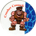 Monster Wrestlers in my pocket Crusher-Cossack.