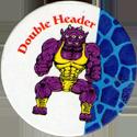 Monster Wrestlers in my pocket Double-Header.