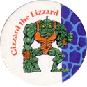 Monster Wrestlers in my pocket Gizzard-the-Lizzard.