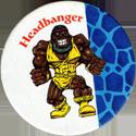Monster Wrestlers in my pocket Headbanger.