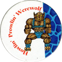 Monster Wrestlers in my pocket Howlin'-Prowlin'-Werewolf.