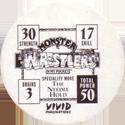 Monster Wrestlers in my pocket Pin-Head-(back).