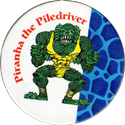 Monster Wrestlers in my pocket Piranha-the-Piledriver.