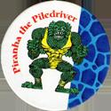 Monster Wrestlers in my pocket Piranha-the-Piledriver.