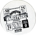 Monster Wrestlers in my pocket Referee-'Double'-Nelson-(back).