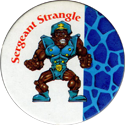 Monster Wrestlers in my pocket Sergeant-Strangle.