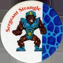 Monster Wrestlers in my pocket Sergeant-Strangle.