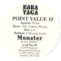 Monster in my pocket 18-Baba-Yoga-(back).