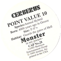 Monster in my pocket 28-Cerberus-(back).