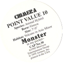 Monster in my pocket 30-Chimera-(back).