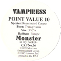 Monster in my pocket 36-Vampiress-(back).