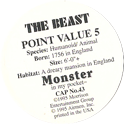 Monster in my pocket 43-The-Beast-(back).