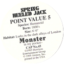 Monster in my pocket 45-Spring-Heeled-Jack-(back).