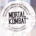 Mortal Kombat Back.