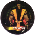 Mortal Kombat Scorpion.