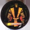 Mortal Kombat Scorpion.