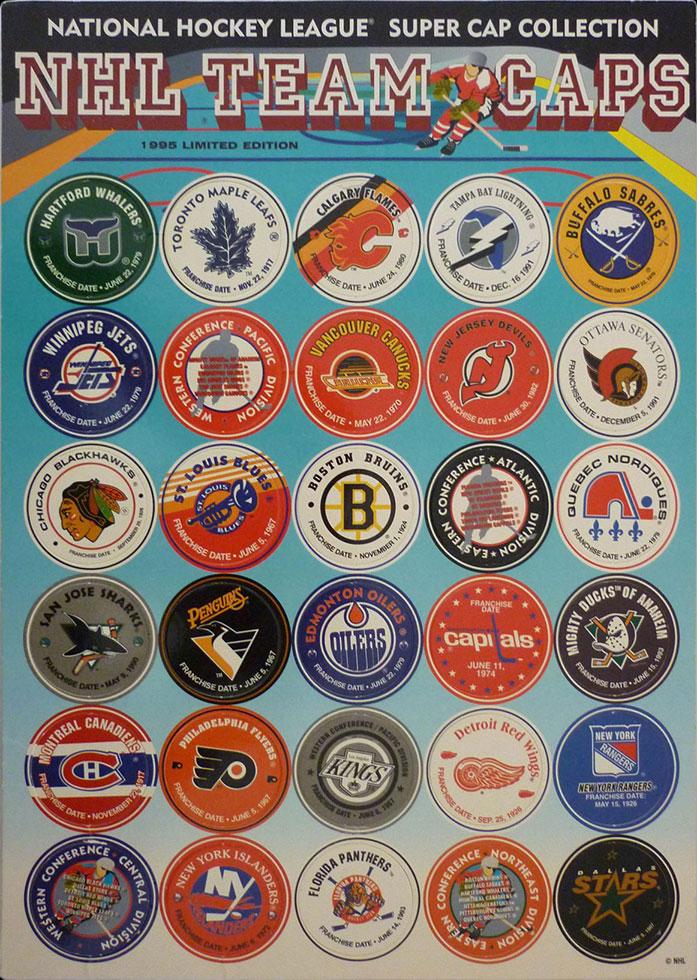NHL Team Caps NHL-Team-Caps.