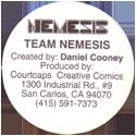 Nemesis Back.