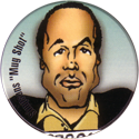 O.J. Simpson On Trial Special Collectors Series Simpsons-'Mug-Shot'.
