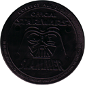 Official Star Wars Caps Slammers Back-(Black).