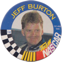 Original Race Caps (Nascar) > 1995 Series 1 14-Jeff-Burton.