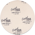 Original Race Caps (Nascar) > 1995 Series 1 Back.
