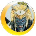 Players Biscuits Power Rangers Goldar.