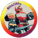 Players Biscuits Power Rangers Megazord.
