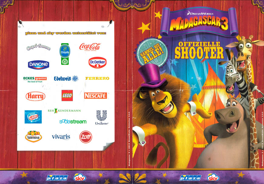 Plaza Sky Madagascar 3 Shooters Packet etc. Mada-Poster-2.