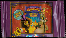 Plaza Sky Madagascar 3 Shooters Packet etc. Packet.