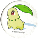 Pokémon (Pokéball back 2) 152-Chikorita.