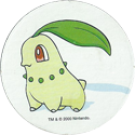 Pokémon (Pokeball back Large sized 2) 152-Chikorita.