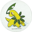 Pokémon (Pokeball back Large sized 2) 153-Bayleef.