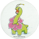 Pokémon (Pokeball back Large sized 2) 154-Meganium.