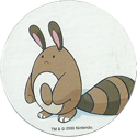 Pokémon (Pokeball back Large sized 2) 161-Sentret.