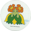 Pokémon (Pokeball back Large sized 2) 182-Bellossom.