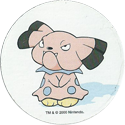 Pokémon (Pokeball back Large sized 2) 209-Snubull.