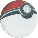 Pokémon (Pokeball back Large sized 2) Back.
