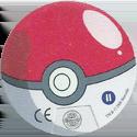 Pokémon Danone Back.