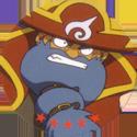 Pokémon Ranger and the Prince of the Sea: Manaphy 05-Captain-Phantom.