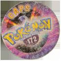 Pokémon The First Movie Caps Back.