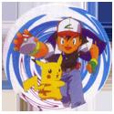 Pokémon (Ash & Pikachu back) Back-Blue.