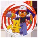 Pokémon (Ash & Pikachu back) Back-Red.