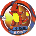 Pokémon (Pokeball & LP back) 004-Charmander-火恐龍.
