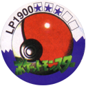 Pokémon (Pokeball & LP back) Back-Blue.
